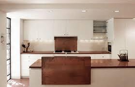 modern kitchen counter. Copper Countertops Modern Kitchen Counter 3