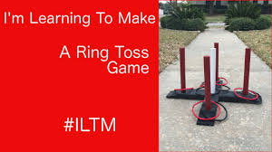 i m learning to make a ring toss game