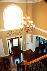 what size chandelier for entry foyer chandeliers entry way chandelier lovely brushed nickel foyer chandelier foyer