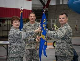 Cantrell takes command of 932nd MXS