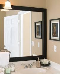 mesmerizing fancy bathroom decor. Decoration Ideas. Fancy Design Ideas Using Rectangle Black Mirrors And Silver Single Hole Faucets Also Mesmerizing Bathroom Decor A