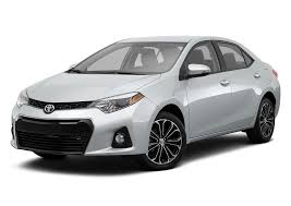 Toyota Corolla 2015 - Wapocar Rent a Car