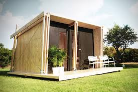 Small Picture viVood Prefab Tiny House HiConsumption