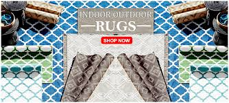 indoor outdoor rugs get the wow feeling at home