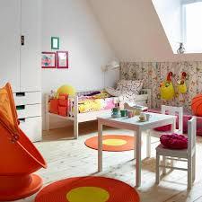 Small Picture Ikea Childrens Bedroom Ideas Interior Home Design