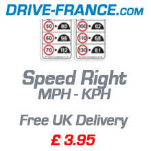 Drive France Com Speed Converter For France Mph To Kph