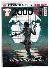image for shakara the destroyer 2000ad prog 1658 part 9 pages 2