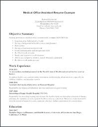 Medical Assistant Duties Resume Fascinating Receptionist Administrative Assistant Job Description Template