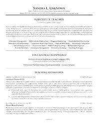 Teachers Aide Resumes Entry Level Teachers Aide Resume Teaching Sample For Substitute