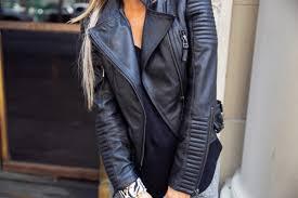Black Moto Leather Jacket Women | Jackets Review & Jacket: fashion, leather, bag, black leather moto jacket, black . Adamdwight.com