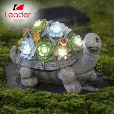 china resin turtle garden figurines