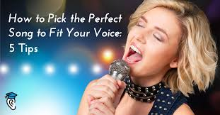 Absolutely everybody knows this song from the movie grease, so even if you're alone, you'll have no problem finding someone to partner up with for this. How To Pick The Perfect Song To Fit Your Voice 5 Tips Musical U
