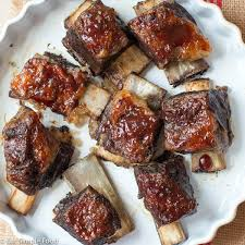 oven baked bbq beef short ribs recipe