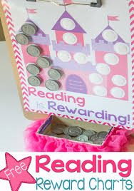 Free Printable Reading Incentive Charts Free Reading Reward Chart