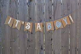 Best Burlap Shower Decorations Products On WaneloBaby Shower Burlap Banner