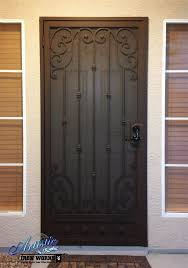 entry doors near me. scrolled wrought iron security door - sd0164 entry doors near me i