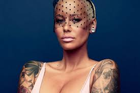 Amber Rose How to Be a Bad Bitch GQ