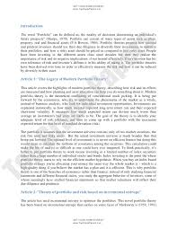 portfolio essay example response essays summary sample   portfolio essay example 15