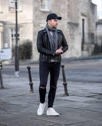 boda skins biker jacket winter style