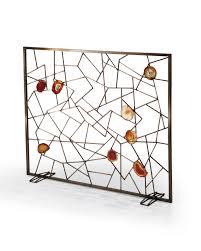 mid century modern fireplace screen. Mid Century Modern Fireplace Screen | FirePlace Ideas R