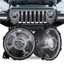 Jeep Lights For Sale 2018 Jeep Wrangler Jl Led Headlights For Sale Morsun Led