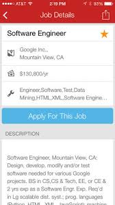 Resume Apps 100 Apps To Take Your IT Job Search Mobile TechRepublic 42