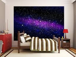 Outer Space Bedroom Amazoncom Galaxy In The Universe Photo Wallpaper Space Mural