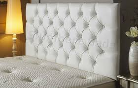 exclusive ideas king size white leather headboard bedford oned faux headboards