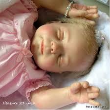 Pat-a-Cake Babies - Pat Goodrick creates lifelike newborn and reborn ...