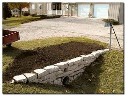mailbox landscaping with culvert. Delighful Culvert Fix That Ugly Culvert Wonder How Hard It Will Be For Our Big Culverts   For The Yard Pinterest Crown Summer And Retaining Walls And Mailbox Landscaping With Culvert T