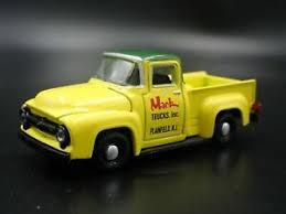 1956 FORD F100 PICKUP TRUCK MACK RARE 1:64 SCALE DIORAMA DIECAST ...