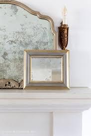 diy antique mirrors