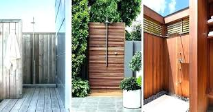 indoor outdoor bathroom design ideas shower designs awesome examples of showers enclosure plans stall bathro