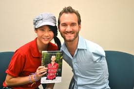 gimme a hug star rapture blog thank you jesus for letting me to have cross paths nick vujicic so that i will have faith to build a rewarding and productive life out limits