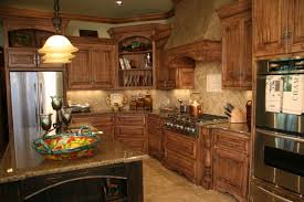 Old World Charm Traditional Mesmerizing Old World Kitchen Cabinets