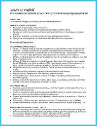 Accounting Resume Skills Best Of Accounts Receivable Clerk Resume