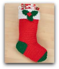 Crochet Christmas Stocking Pattern Unique Free Crochet Christmas Patterns For Cute Stockings