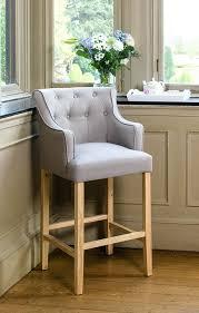 bar stools grey grey upholstered on breakfast bar stool wooden oak legs upholstered grey natural kitchen bar stools grey