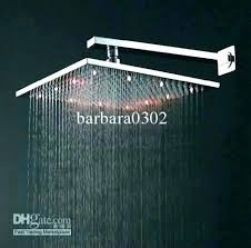 outdoor shower showers head rain best square mounting speakman valve two handle rive larger photo speakman shower valve kent