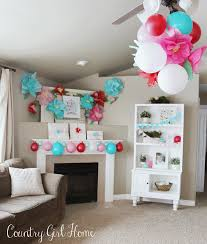 country girl home 2nd birthday flower party