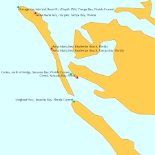 Cortez Sarasota Bay Florida Tide Chart