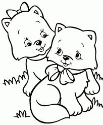 25 Ontwerp Puppies En Kittens Kleurplaat Mandala Kleurplaat Voor