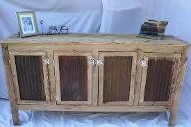 Rustic Kitchen Sideboard Your Custom Rustic Barn Wood Credenza Sideboard Dresser Cabinet