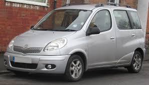 Toyota Yaris Verso - Wikipedia