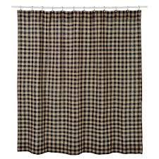Country Shower Curtains | Primitive Country | Burlap Shower Curtain