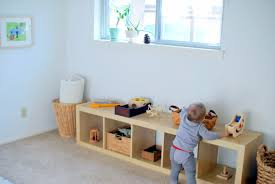 Montessori Bedroom For A One Year Old