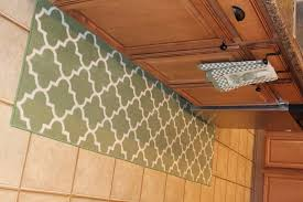 nice green runner rug with rug green kitchen rugs zodicaworld rug ideas