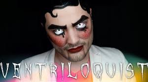 ventriloquist dummy makeup tutorial 31 days of you