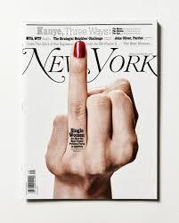 New York Magazine Design Issue 04 16 Single Women Impactful New York Magazine