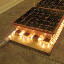 rope lighting finds new life in a diy heat mat its a great post